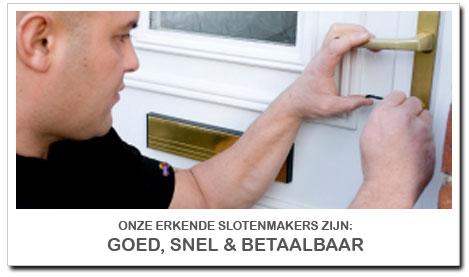 erkende slotenmaker in amsterdam