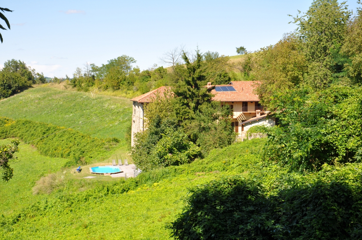 vakantiehuis ontspannen italie